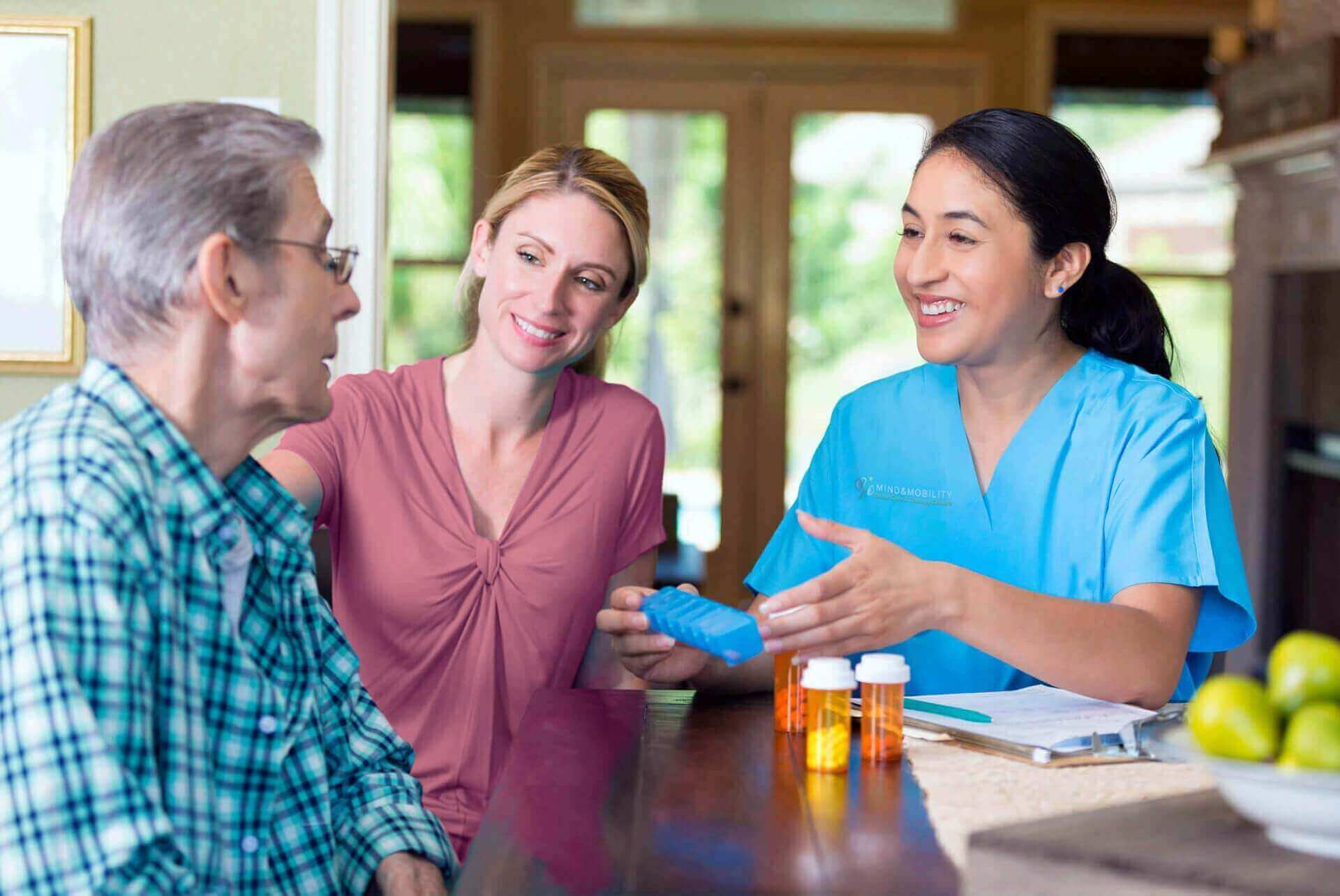 Home Care and Physical Therapy to Help your Loved Ones Thrive As They Age