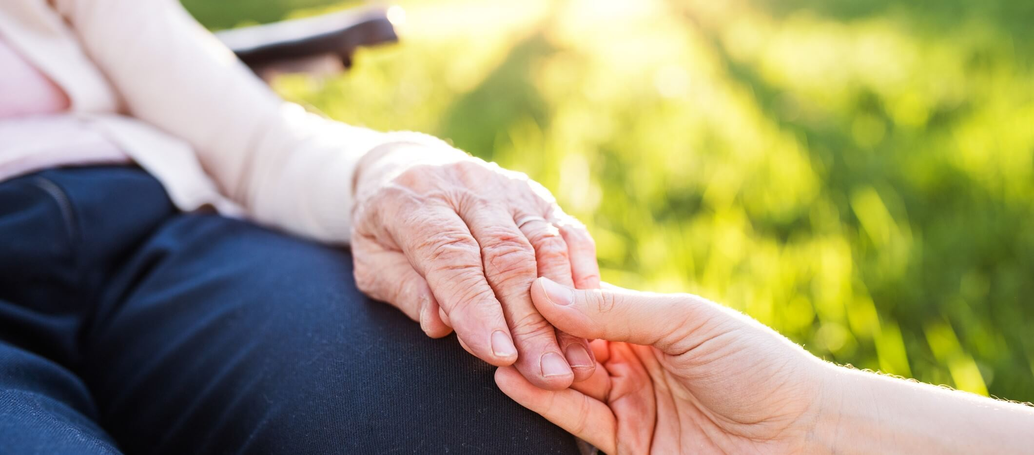 aging in place in home senior care